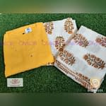 Omior Pure Cotton Designer Kurta Set
