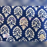 Omior Block Printed Kurti with Pitai...