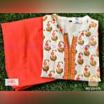 Best Kurti Designs of 2020 – Omior Pure Chanderi Kurti Set