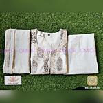 Omior Hand Block Printed Kurti Set with Dupatta