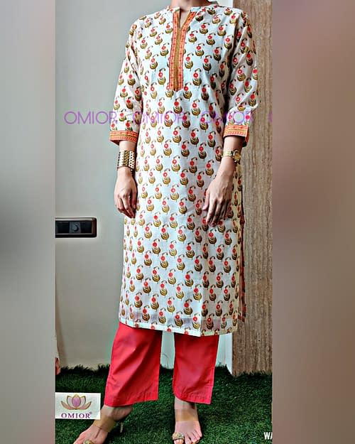 Best Kurti Designs of 2020 – Omior...