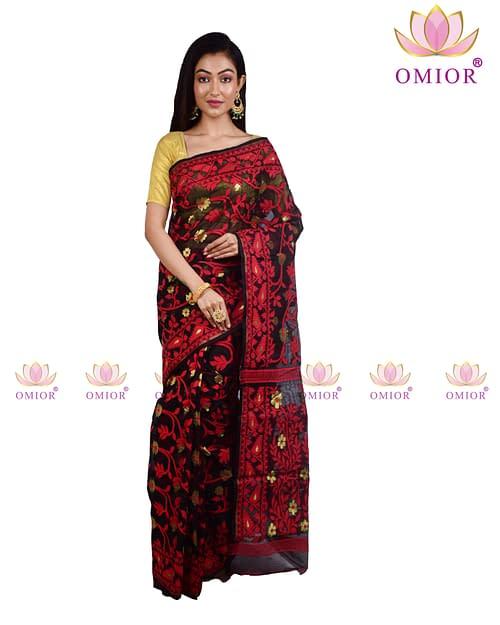 Adorable Dhakai Saree Online 01