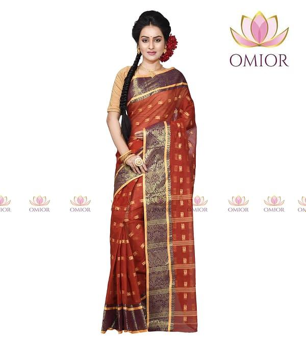 tant saree with price