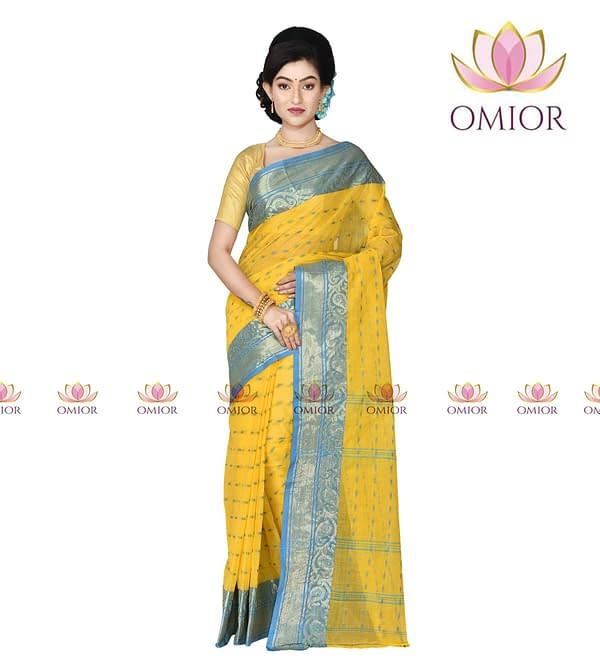 bengali cotton saree