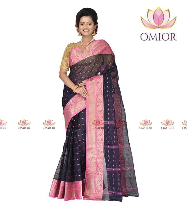 Saree cotton