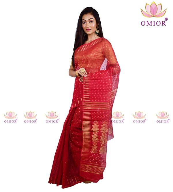 Dhakai Jamdani Saree Price